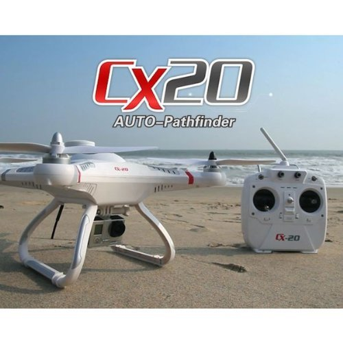 Quality Cheerson CX-20 Open-source Version Auto-Pathfinder Quadcopter RTF (Left Hand Throttle) by ZurarakShop by RC Quadcopters by ETS
