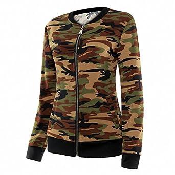BlueY Women Basic Coats NEW Autumn Winter Slim Bomber Short Baseball Camouflage Jackets chaquetas mujer jaqueta feminina jacket