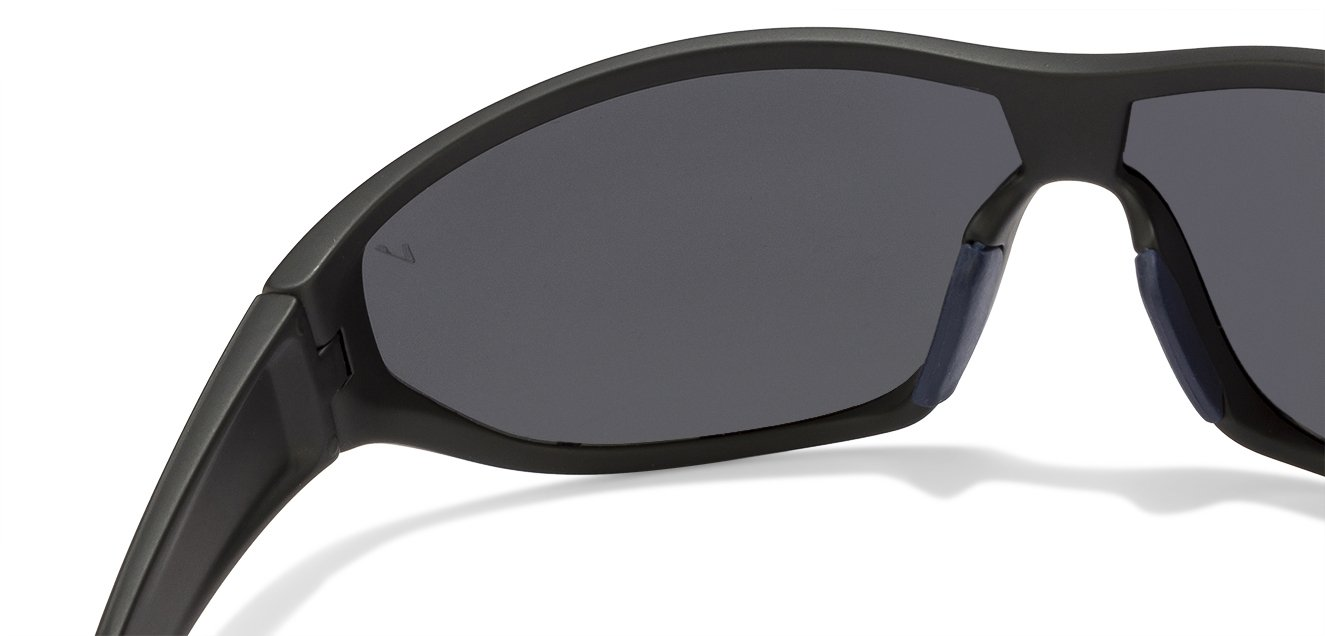 3c0975f7f361 Buy Velocity Polarized and 100% UV Protection (UV 400) Wrap Around  Sunglasses M-BLK-G15 Online at Low Prices in India - Amazon.in