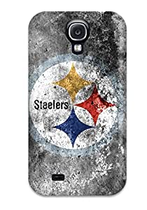 Galaxy S4 Cover Case - Eco-friendly Packaging(sports Nflteelers )