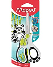 Maped Koopy Spring Scissors 5-Inch, Assorted Colors (037910)