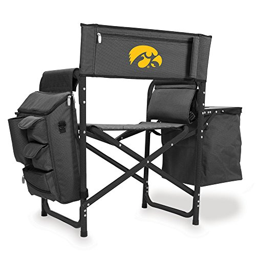 NCAA Iowa Hawkeyes Portable Fusion Chair by PICNIC TIME