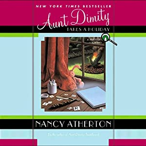 Aunt Dimity Takes a Holiday Audiobook