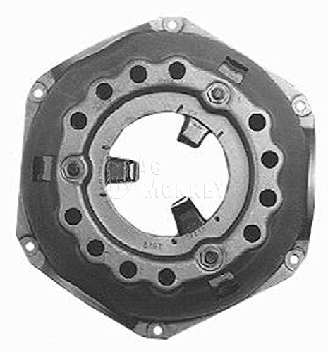 "W155916 11"" Single Stage Clutch Pressure Plate Assembly For Oliver 1550 1555 1600 -  AGmonkey"