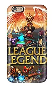 ZippyDoritEduard Snap On Hard Case Cover League Of Legends Protector For Iphone 6