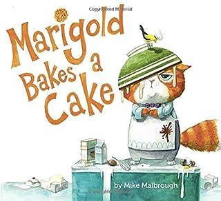 Book Cover: Marigold Bakes a Cake