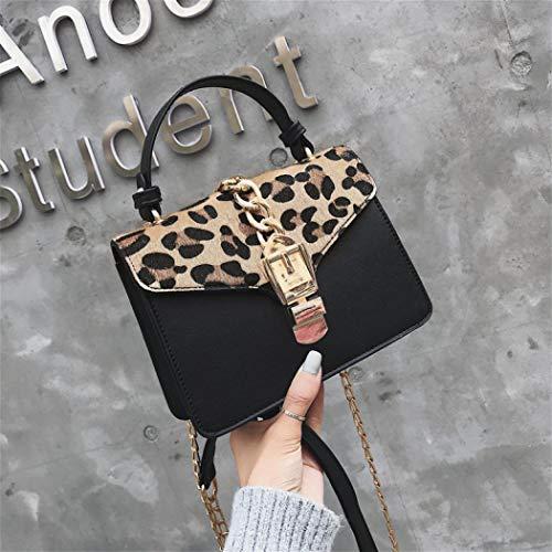 Handwoven Round Rattan Bag,Bamboo Bag,Natural Chic Hand,Handmade Top Handle Handbag for Summer Sea (Yellow color leopard pattern)