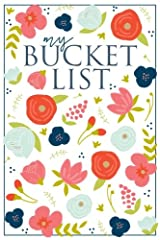 My Bucket List: A Creative and Inspirational Journal for Ideas and Adventures Paperback