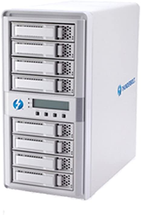 Areca ARC-8050T3-6 Escritorio Ethernet Negro Servidor de ...