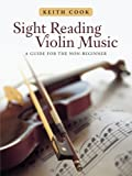 Sight Reading Violin Music, Keith Cook, 1491802359