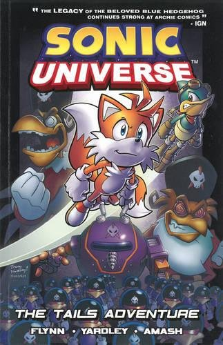 Sonic Universe 5: The Tails -