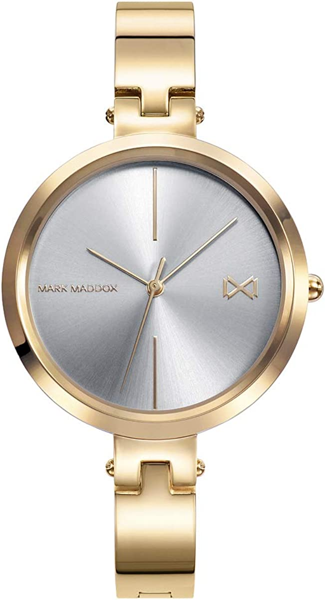Reloj Mujer Mark Maddox Acero Dorado.MM0113-97