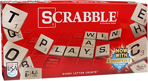 Scrabble Game (Adults Games Classic Board For)