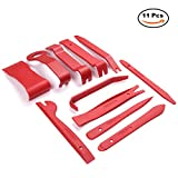 AUTOWN Trim Removal Tool Set Trim Door Panel Window Molding Upholstery Fastener Clip Removal Tool...
