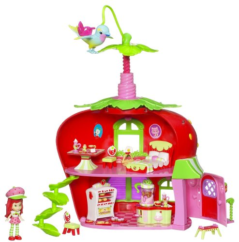 (Strawberry Shortcake Playset - Berry Cafe)