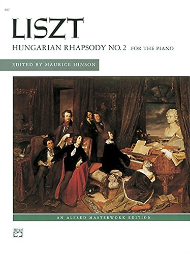Hungarian Rhapsody, No. 2 (Alfred Masterwork Edition)