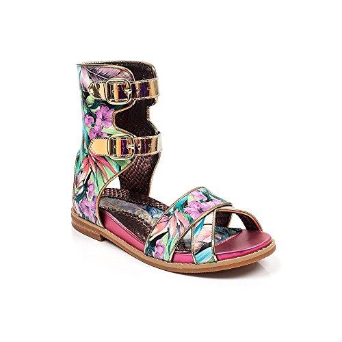 Es Irregular ist Gladiator Tropic Choice heiß Sandalen Pink Pink BwOqE