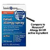 Basic Care Triamcinolone Acetonide Nasal Allergy