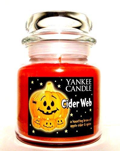 Yankee Candle Cider Web 13 oz Medium