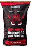 Jealous Devil Quebrancho Blanco Hardwood Lump Charcoal, 100% Natural, Restaurant Quality, 35 lb