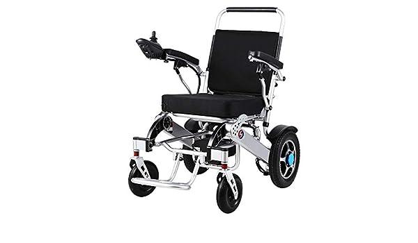 Amazon.com: L&QQ Folding Portable Powerchair - Electric Power ...