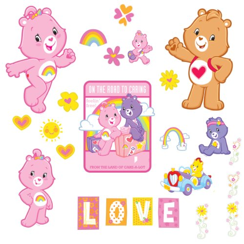 brewster-st99834-care-bears-wall-stickers