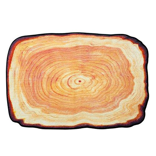 Washable Creative Tree ring Decorative 31 5x47 3 product image