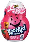 Kool-Aid Liquid Drink Mix, Strawberry, 1.62 Fluid Ounce