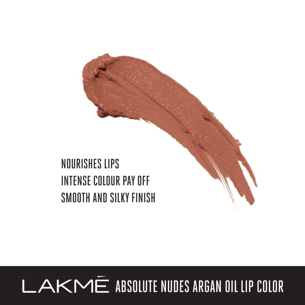 Lakme-Absolute-Argan-Oil-Lip-Color-Long-Lasting-Waterproof-Lipstick thumbnail 7
