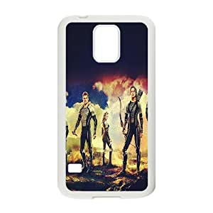 Custom Case The Hunger Games for Samsung Galaxy S5 L2O3248236