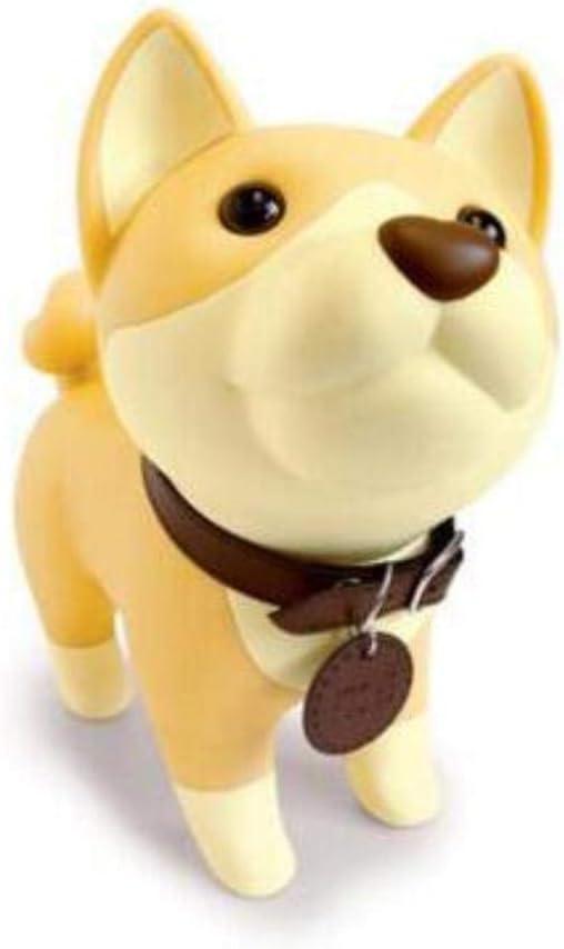 Estilo 1 LIANGRAN Hucha Dinero Monedas Delicada Caja De Dinero para Perros Desmontable De PVC Regalo De Cumplea/ños Encantador Husky Puppy Piggy Bank Cartoon Dogs Figurines Coin Box