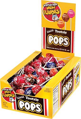 Product of Tootsie Roll Pops, 100 ct. [Biz Discount] ()
