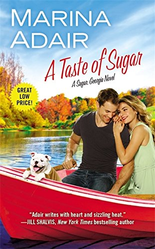 book cover of A Taste of Sugar