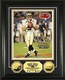 Highland Mint New Orleans Saints Super Bowl XLIV Champions 24KT Gold Coin MVP Photo Mint