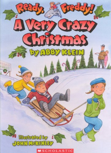 Read Online A Very Crazy Christmas (Turtleback School & Library Binding Edition) (Ready, Freddy! (Prebound Numbered)) pdf