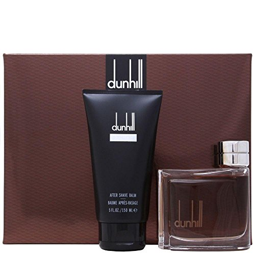 DUNHILL MAN by Alfred Dunhill Gift Set for MEN: EDT SPRAY 2.5 OZ & AFTERSHAVE BALM 5.1 OZ