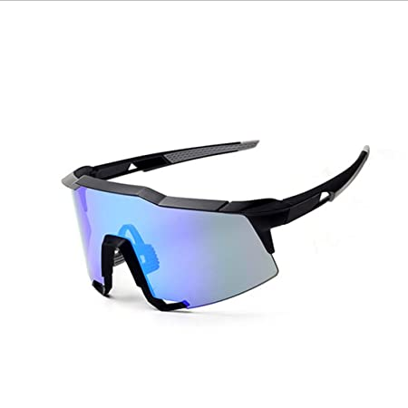 Amazon.com : Carriemeow Large Lenses Cycling Glasses Sports ...