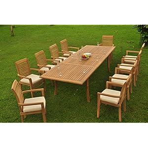 51TGpkSFcVL._SS300_ Teak Dining Tables & Teak Dining Sets