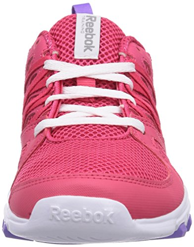 lush 2 blazing 0 Orchid Pink Fitness Femmes Chaussures Sublite Reebok Train De Rs Rose white ORZZUqxB