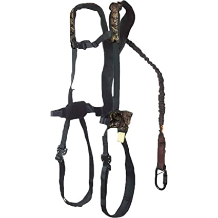 51TGpvfrfrL._SX425_ amazon com gorilla gear g tac air safety harness with flex fit