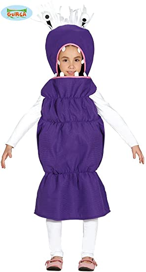 Disfraz de monstruo gusano infantil: Amazon.es: Juguetes y juegos