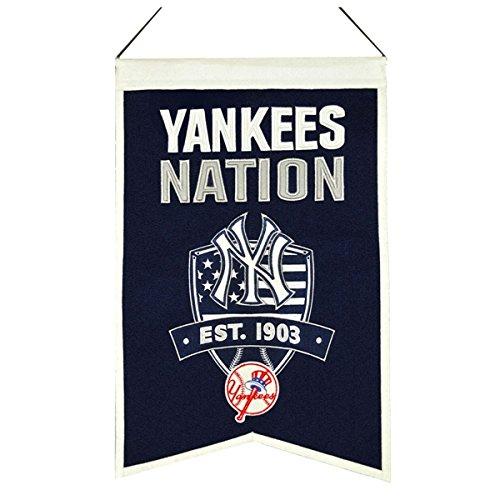 MLB New York Yankees Nations Banner