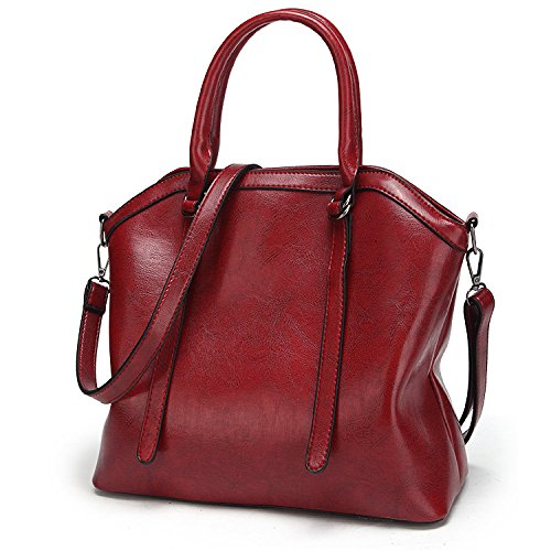 Sacs épaule Main Fashion à Messenger Red Sacs à Ladies Main WfWA68v