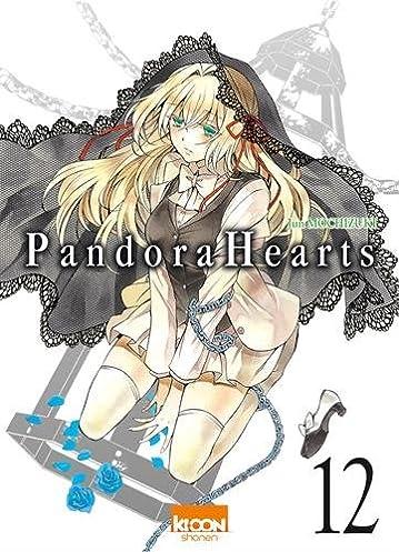 pandora hearts lecture en ligne