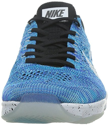 Nike Wmns Flyknit Zoom Agility - blue lagoon/white-black