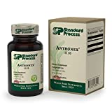 Standard Process - Antronex - 40mg Calcium, Gluten Free Liver Supplement, Supports Liver Health and Natural Immune System Function - 180 Tablets