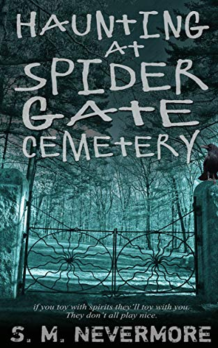 (Activity at Spider Gate Cemetery: A Halloween to remember; if they)