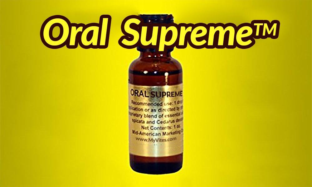 Oral Supreme by Supreme Nutrition, 30 ml
