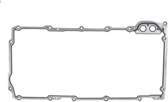 Oil Pan Gasket for GM CHEVROLET PONTIAC 5.3 5.7 6.0 LS2 LS1//LS3 LM7 LQ4 12612350