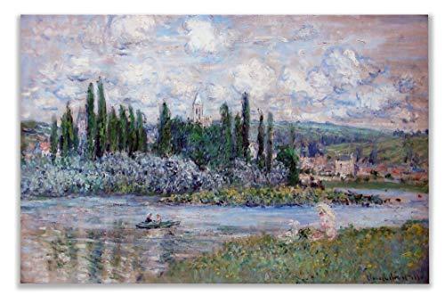 Claude Monet Canvas Print - 7